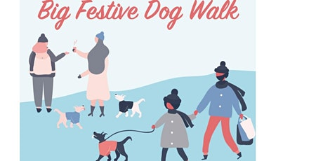 Cheltenham Animal Shelter - Big Festive Dog Walk tickets