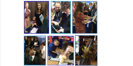 Blue Light Schools & College Career Event  Thu 5th December 2019 tickets