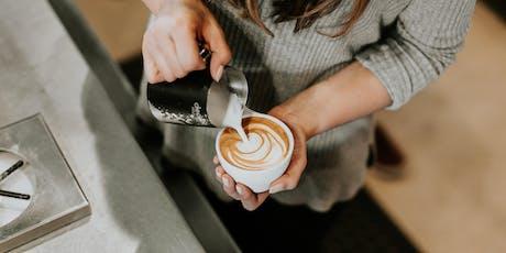 Coffee School - January tickets