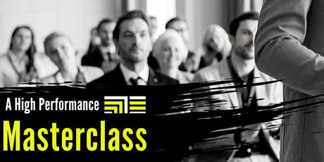 The High Performance Masterclass (Athens) - A Success Workshop tickets