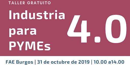 Industria 4.0 en la PYME: Hoja de ruta para la PYME de hoy