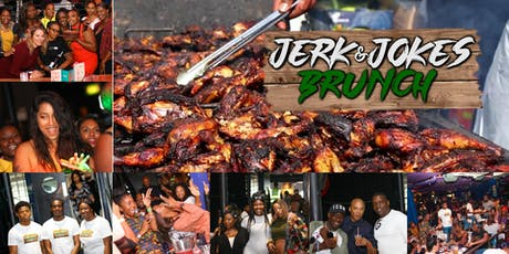 Jerk and  Jokes Brunch (Feb) tickets