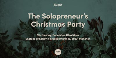 WEM - The Solopreneur's Christmas Party