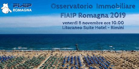 ROMAGNA | 8/11/2019 | Presentazione Osservatorio Immobiliare 2019 biglietti