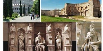 SABATO 19 OTTOBRE ORE 16:30: IL GRANDE GENIO MICHELANGELO A ROMA