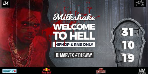 MILKSHAKE - HALLOWEEN SPECIAL // WELCOME TO HELL // DIE THALIA