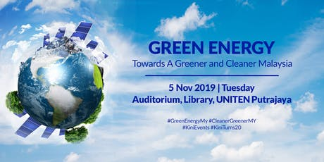 Green Energy tickets