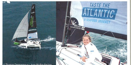 Joan Mulloy - Irish Solo Sailor