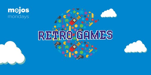 Mojos Mondays Presents: Retro Games Night