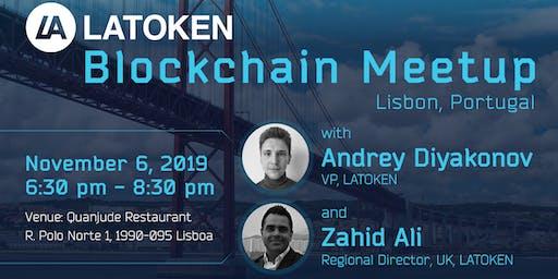 LATOKEN Blockchain Meetup, Lisbon, Portugal