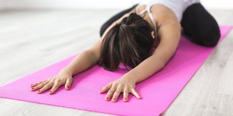 Clase de Yoga tickets