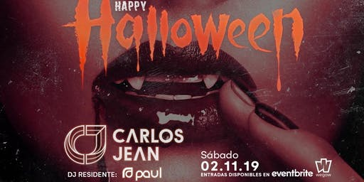Fiesta Halloween // Carlos Jean - Guadarrama (Madrid)