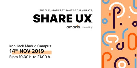 Share UX tickets
