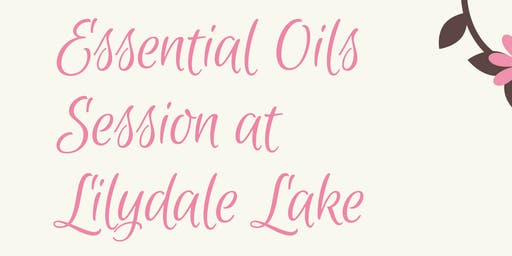 Essential Oils at the Lake