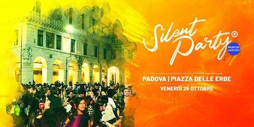 ☊ Silent Party® ☊ Padova Ven 25 Ott Ingresso Gratuito