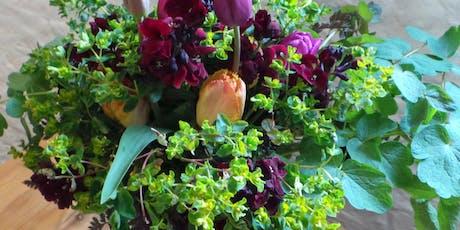 Growing Cut Flowers  tickets