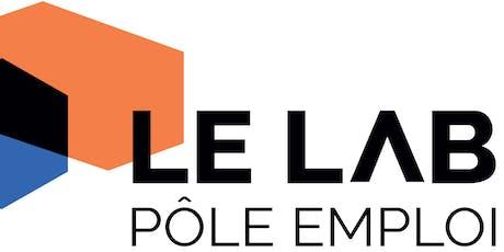 LAB EXPERIENCE au LAB de POLE EMPLOI Provence-Alpes - Cote d'azur billets