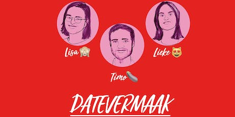 Podcast & Chill: Datevermaak tickets