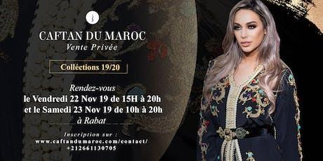 Caftan Du Maroc, Vente Privée à Rabat billets