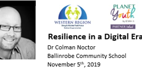Resilience in a Digital Age tickets