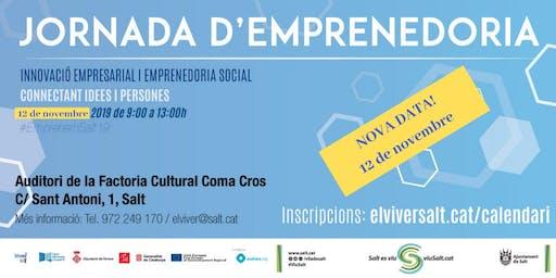 Jornada d'innovació empresarial i emprenedoria social