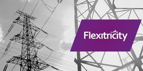 """27 February Edinburgh, Alastair Martin, CEO Flexitricity, """"Edinburgh's Secret Power Station: How Flexitricity Keeps the Lights on when the Wind Stops Blowing"""" tickets"""