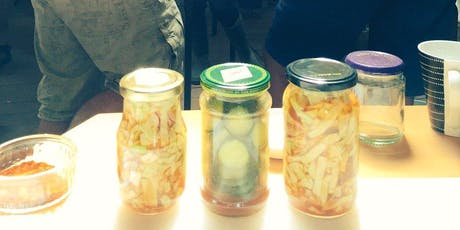 Pickling Workshop - Japanese style! tickets