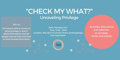 """Check my what?"" Unraveling Privilege tickets"