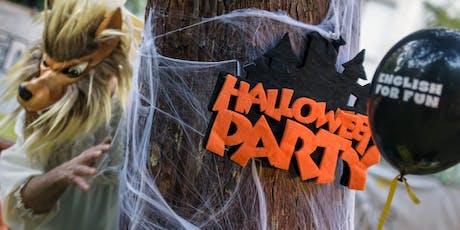 Fiesta de Halloween entradas
