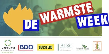 De Warmste Quiz + Res Cafe 2019 tickets
