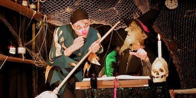 Theater Mika & Rino: Der Zauberlehrling