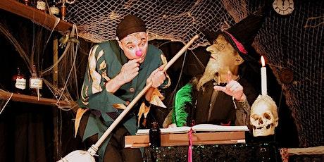Theater Mika & Rino: Der Zauberlehrling Tickets