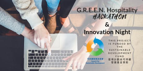 GREEN Hospitality Hackathon & Innovation Night tickets
