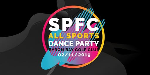 SPFC All Sports Dance Party