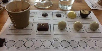 [TDR Presents] – Craft Chocolate & Whiskey Night