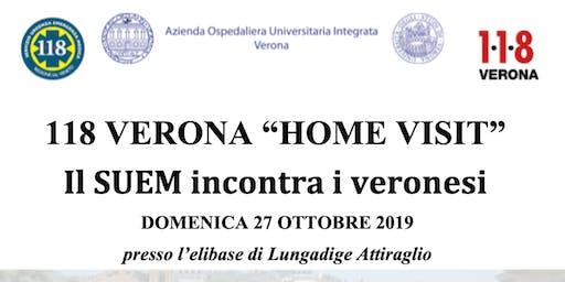 Porte aperte Elisoccorso 118 Verona