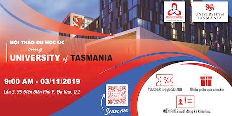 HỘI THẢO DU HỌC ÚC CÙNG UNIVERSITY OF TASMANIA tickets
