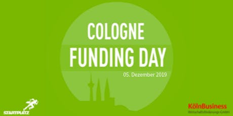 Cologne Funding Day 2019 tickets