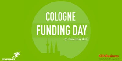 Cologne Funding Day 2019