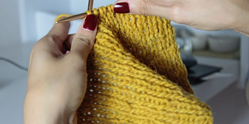 Drink and Do: Learn to Knit Night