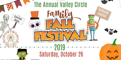 Annual Valley Circle Family Fall Festival
