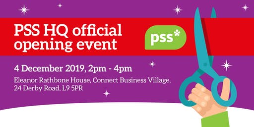 PSS HQ official opening event