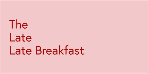 Late Late Breakfast November with Peter Dunne