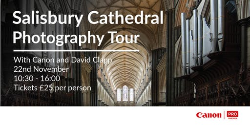 Salisbury Cathedral Photography Tour