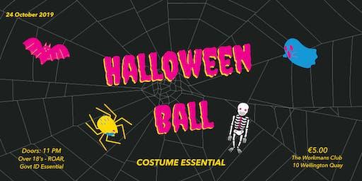 TUDSU - Halloween Ball