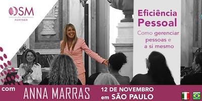 Eficiência Pessoal com Anna Marras