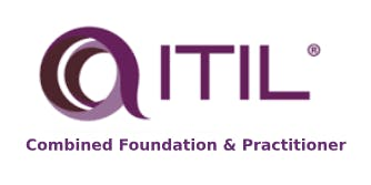 ITIL Combined Foundation And Practitioner 6 Days Training in Lausanne