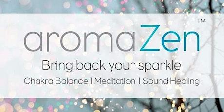 aromaZen Restorative Healing Journey with Kerrie MacDonald tickets