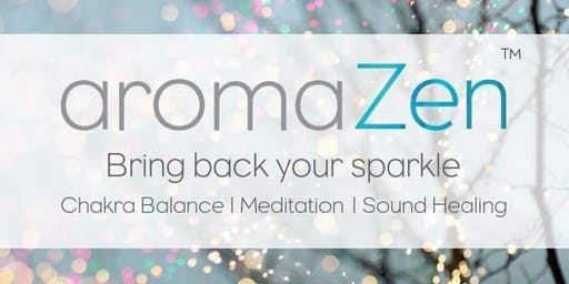 aromaZen Restorative Healing Journey with Kerrie MacDonald