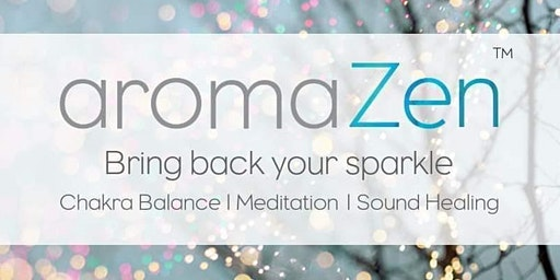 aromaZen Restorative Healing Journey with Kerrie M
